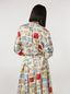 Marni Silk twill shirt Memoria print with chest pocket Woman - 3