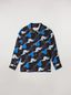 Marni Viscose sablé shirt Prelude print by Bruno Bozzetto Woman - 2