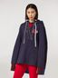 Marni Cotton gauze fleece with hood Woman - 1