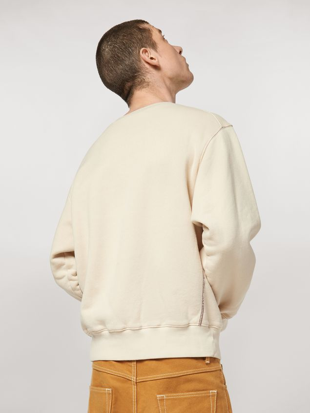 Marni Cotton jersey sweater Man - 3