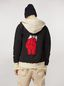 Marni Cotton gauzed sweater with patch by Bruno Bozzetto Man - 3