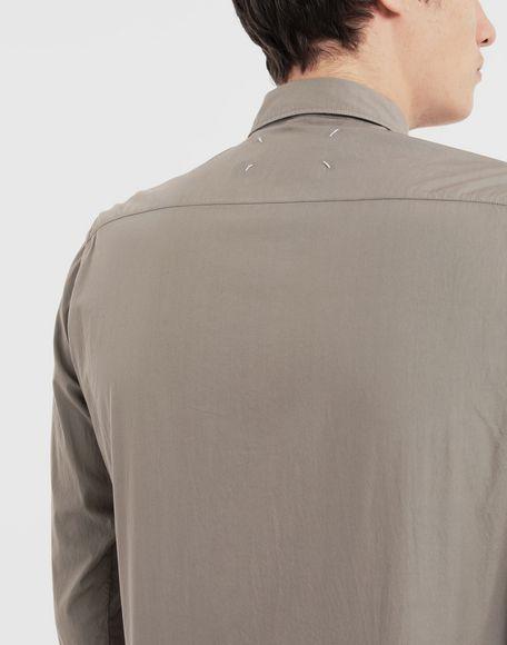 MAISON MARGIELA Camicia in cotone Camicia maniche lunghe Uomo b