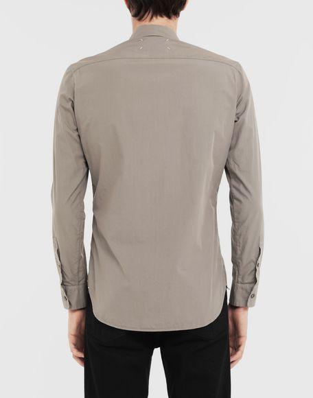 MAISON MARGIELA Camicia in cotone Camicia maniche lunghe Uomo e