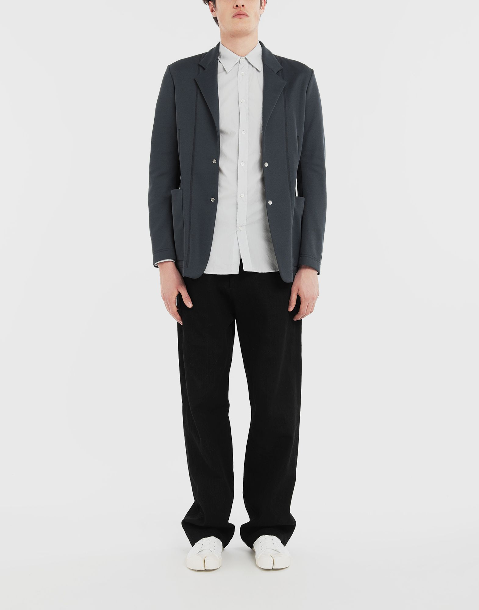 MAISON MARGIELA Cotton shirt Long sleeve shirt Man d