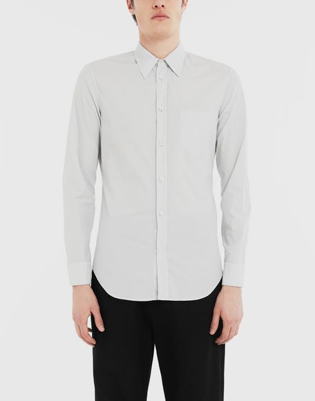 MAISON MARGIELA Cotton shirt Long sleeve shirt Man r