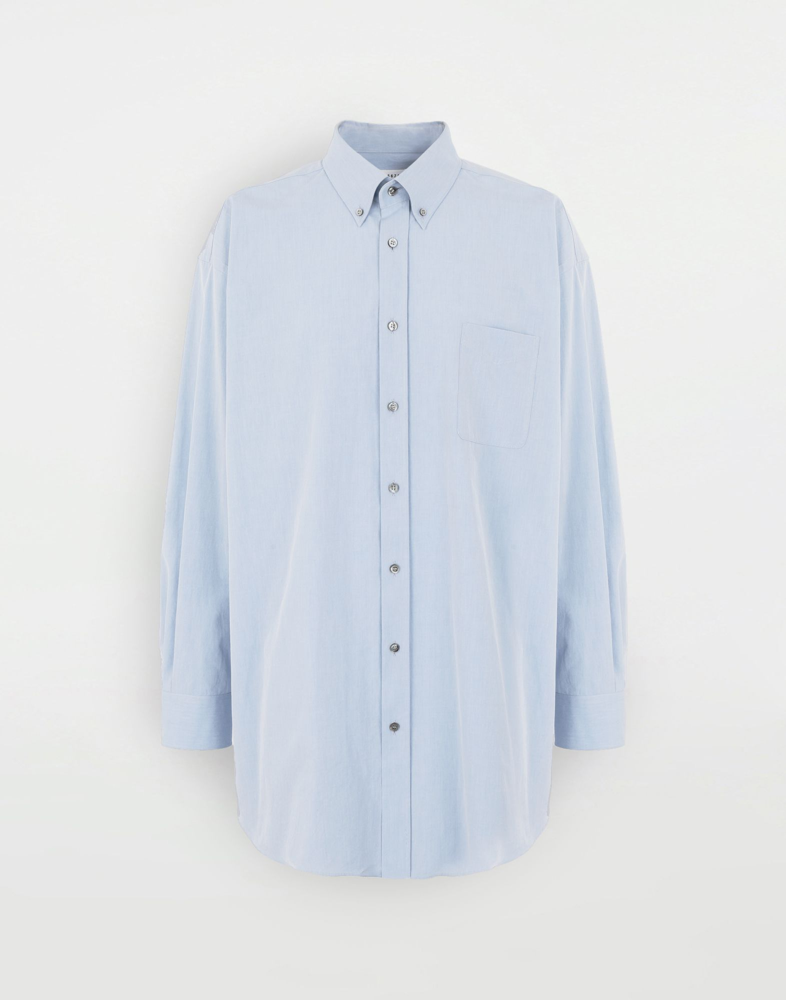 MAISON MARGIELA Oversized shirt Long sleeve shirt Man f