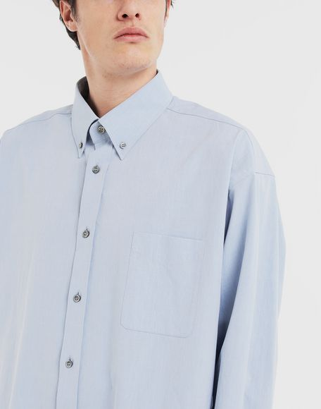 MAISON MARGIELA Oversized shirt Long sleeve shirt Man a