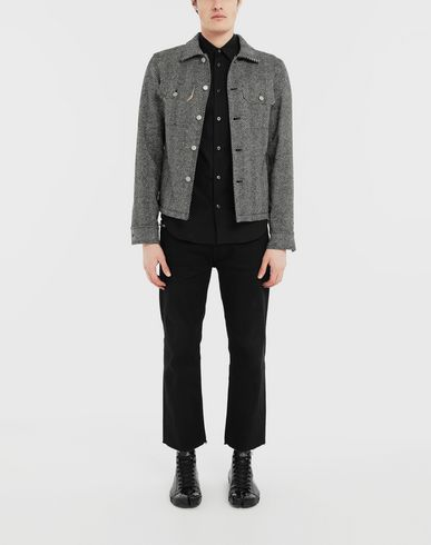 SHIRTS Décortiqué shirt Black