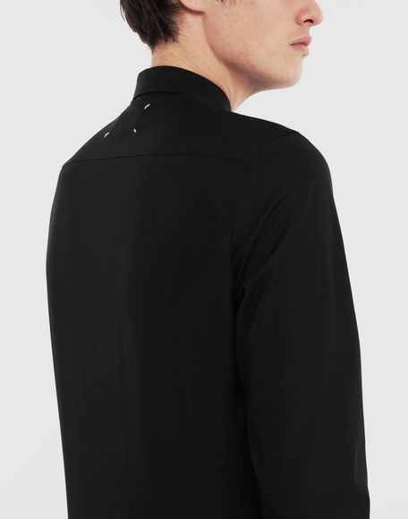 MAISON MARGIELA Décortiqué shirt Long sleeve shirt Man b