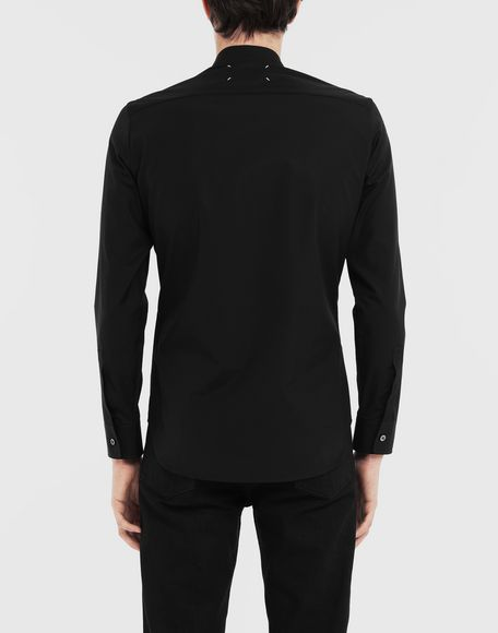 MAISON MARGIELA Décortiqué shirt Long sleeve shirt Man e