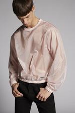 DSQUARED2 Mert & Marcus 1994 x Dsquared2 Gummy Nylon Shirt Shirt Man