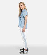 KARL LAGERFELD K/Karlifornia Chambray Shirt 9_f