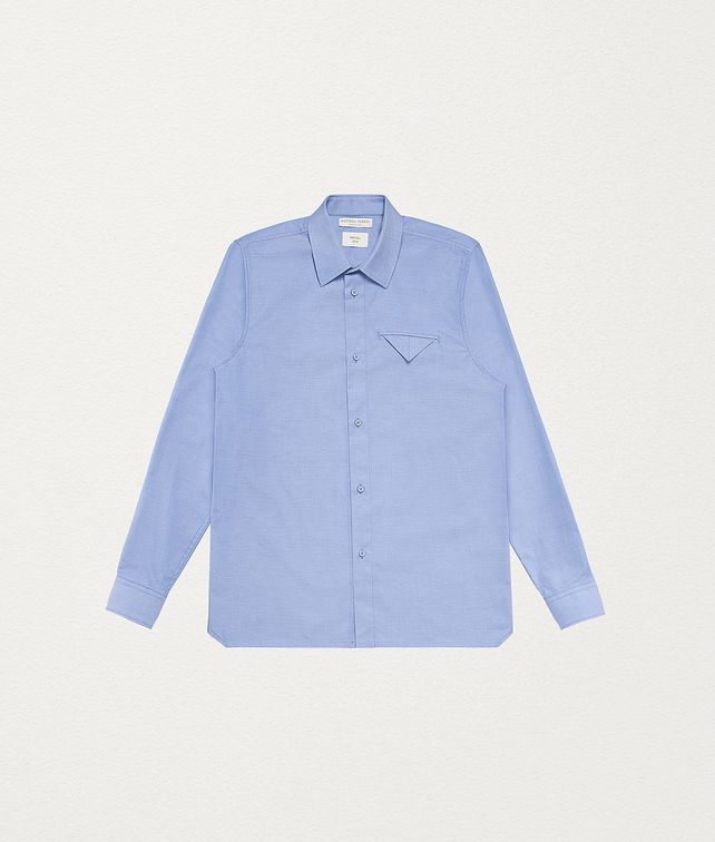 BOTTEGA VENETA SHIRT IN OXFORD COTTON Shirt Man fp
