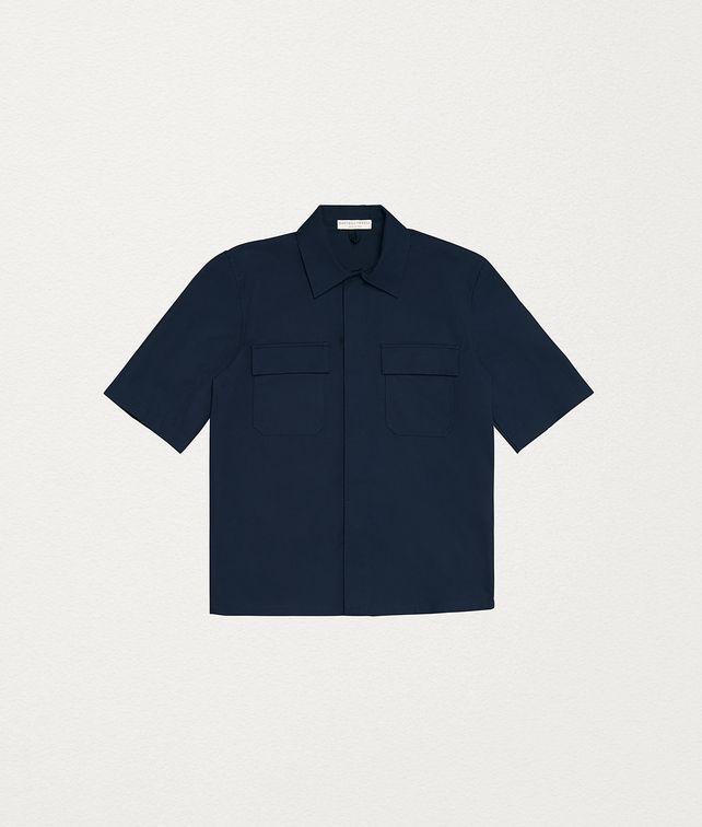 BOTTEGA VENETA SHIRT IN COTTON Shirt Man fp