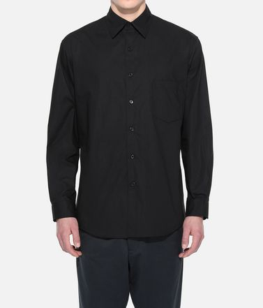 Y-3 Long sleeve shirt Man Y-3 YOHJI SHIRT r