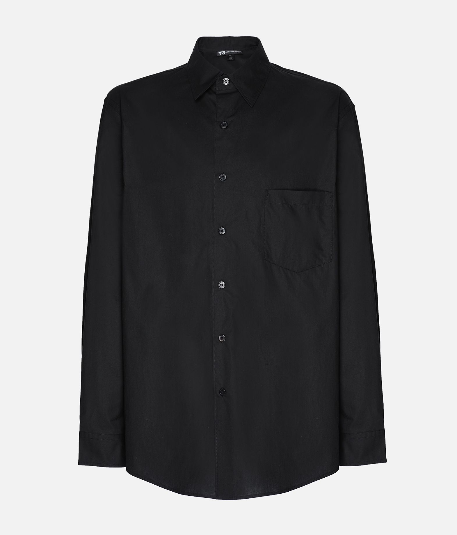 Y-3 Y-3 YOHJI SHIRT Long sleeve shirt Man f