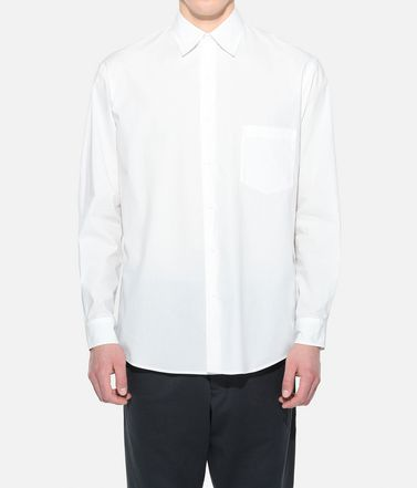 Y-3 Long sleeve shirt Man Y-3 GRAPHIC SHIRT r