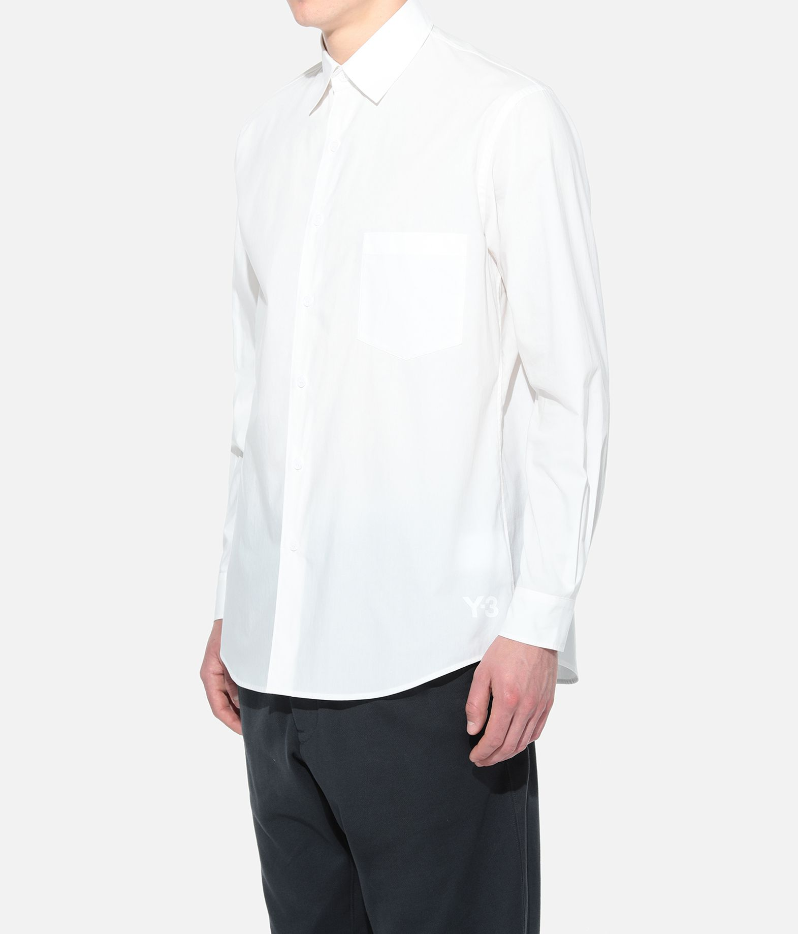 Y-3 Y-3 GRAPHIC SHIRT Long sleeve shirt Man e
