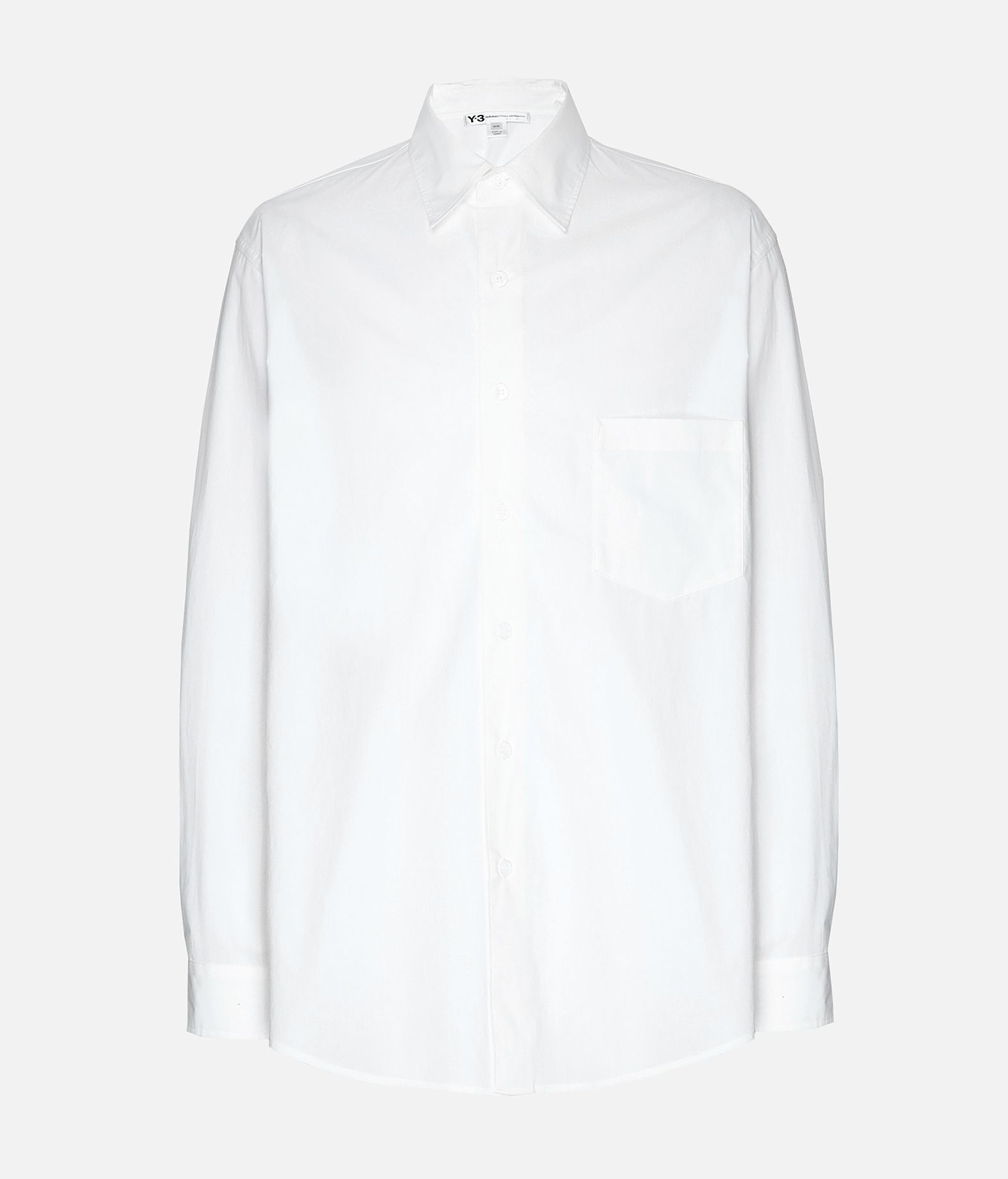 Y-3 Y-3 GRAPHIC SHIRT Long sleeve shirt Man f