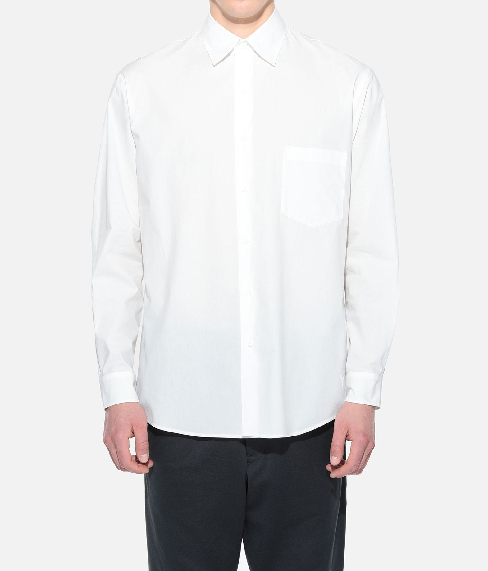 Y-3 Y-3 GRAPHIC SHIRT Long sleeve shirt Man r