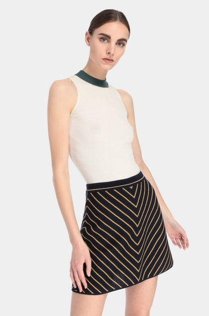 MISSONI Top Ivory Woman - Front