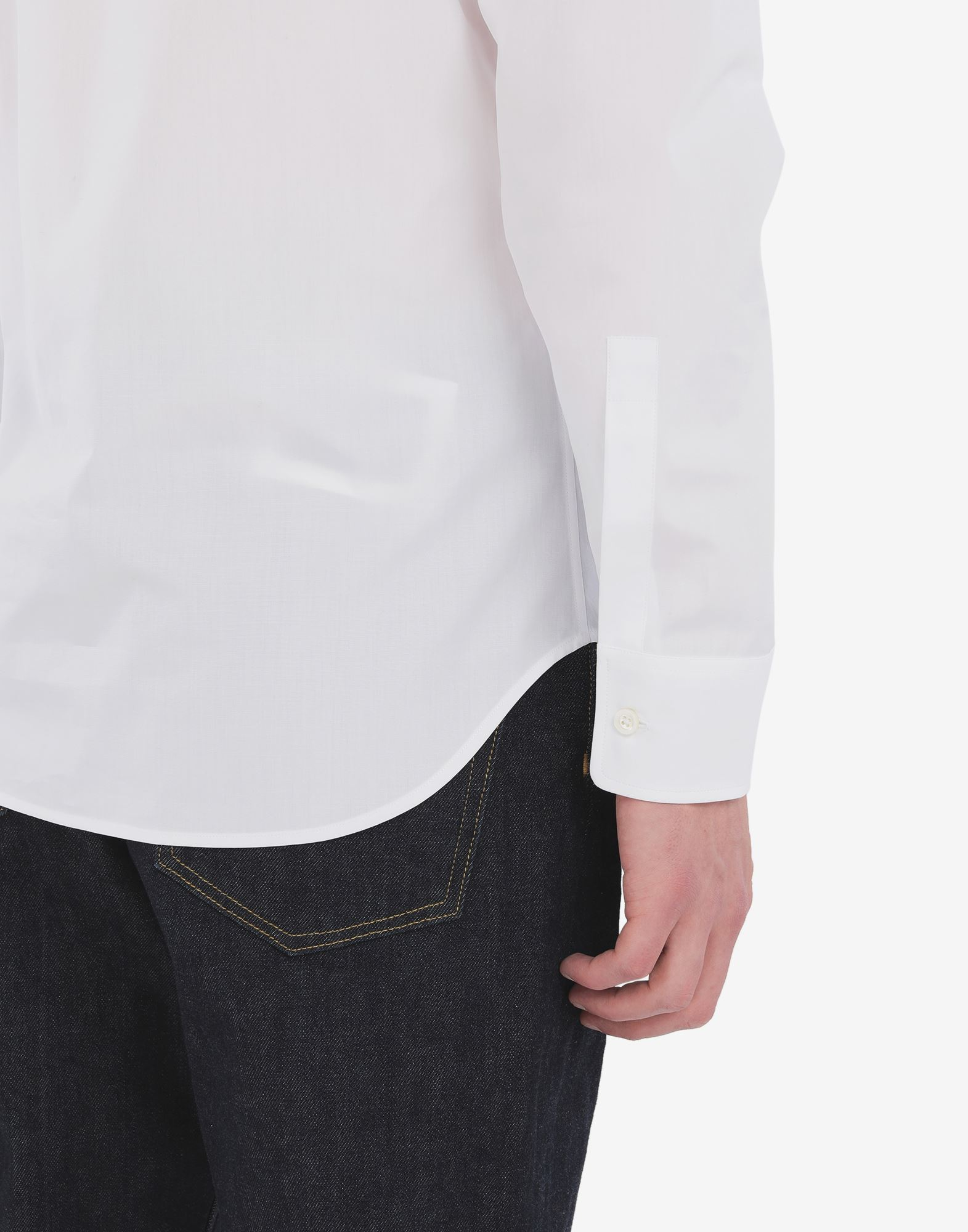 MAISON MARGIELA Cotton shirt Long sleeve shirt Man b