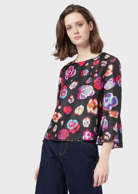 798520d1d Women's Shirts Tops | Emporio Armani