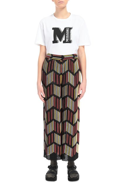 M MISSONI T-shirt Black Woman - Back
