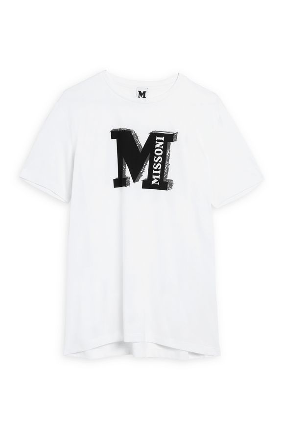 M MISSONI Camiseta Mujer, Vista sin modelo