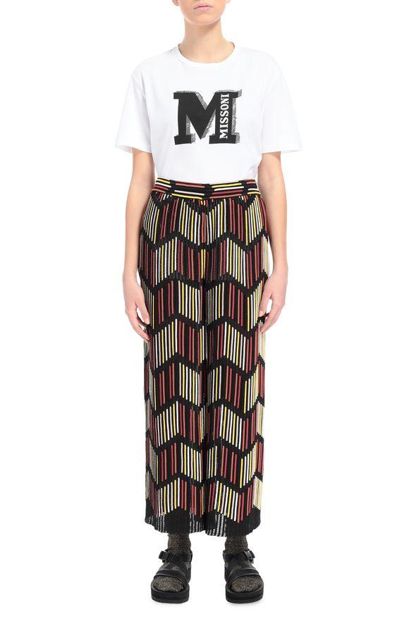 M MISSONI Camiseta Mujer, Vista frontal
