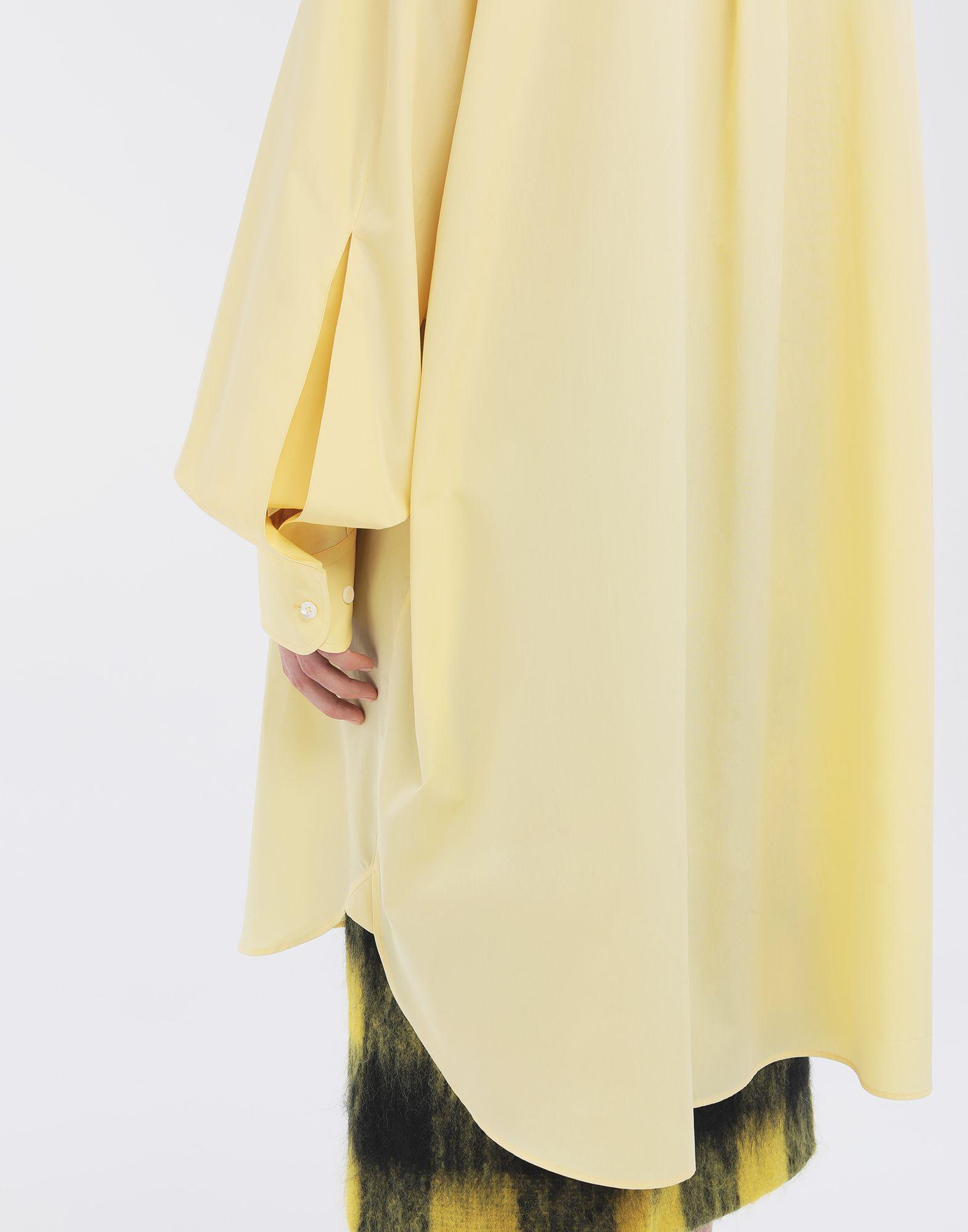 MAISON MARGIELA Oversized shirt Long sleeve shirt Woman b