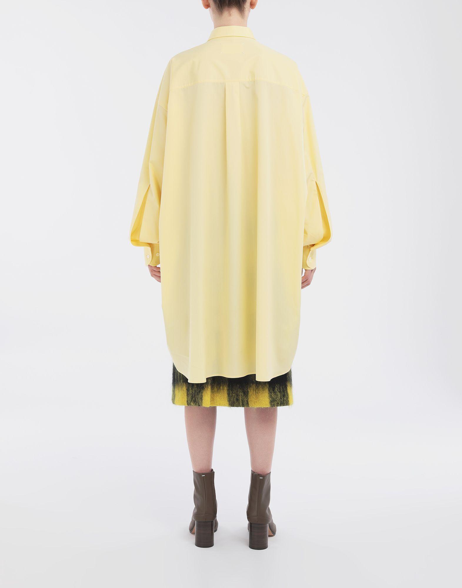 MAISON MARGIELA Oversized shirt Long sleeve shirt Woman e