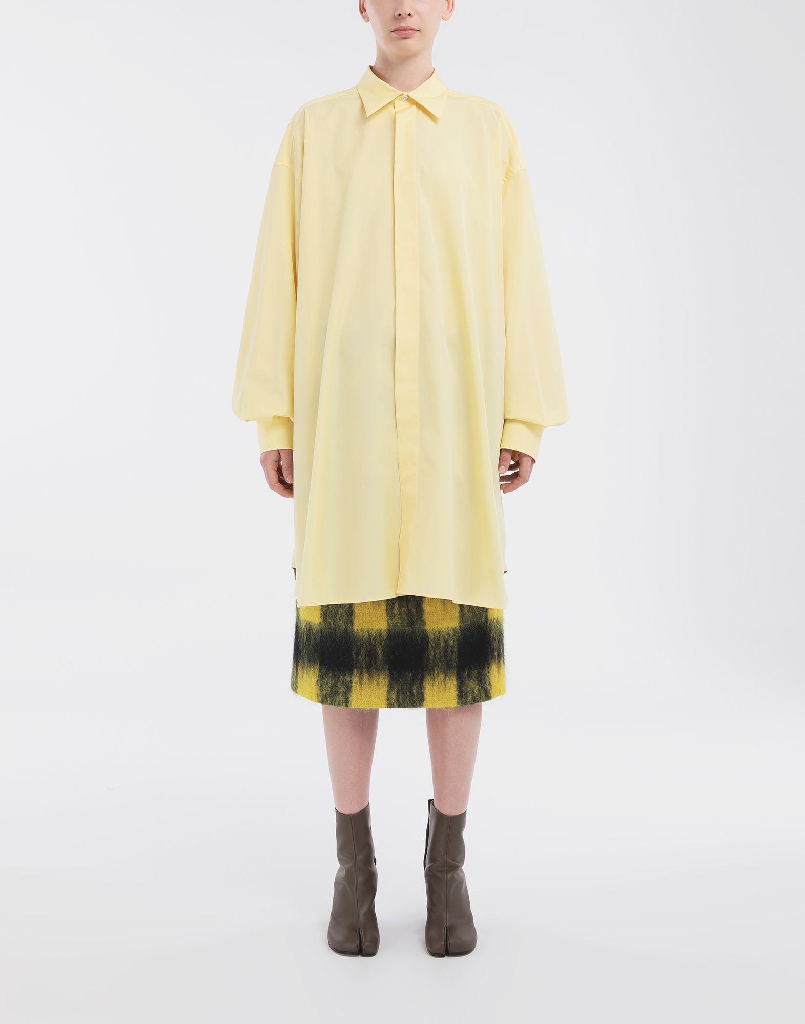 MAISON MARGIELA Oversized shirt Long sleeve shirt Woman r