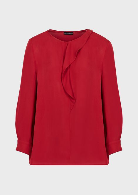 EMPORIO ARMANI Блузка Для Женщин d