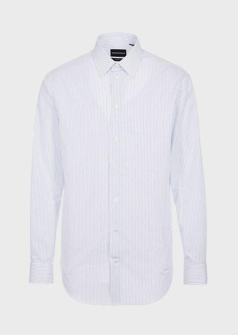 EMPORIO ARMANI Классическая рубашка Для Мужчин d