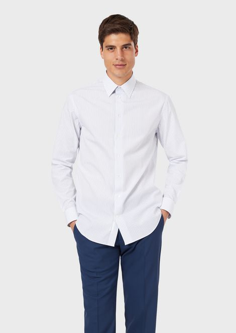 EMPORIO ARMANI Classic Shirt Man f