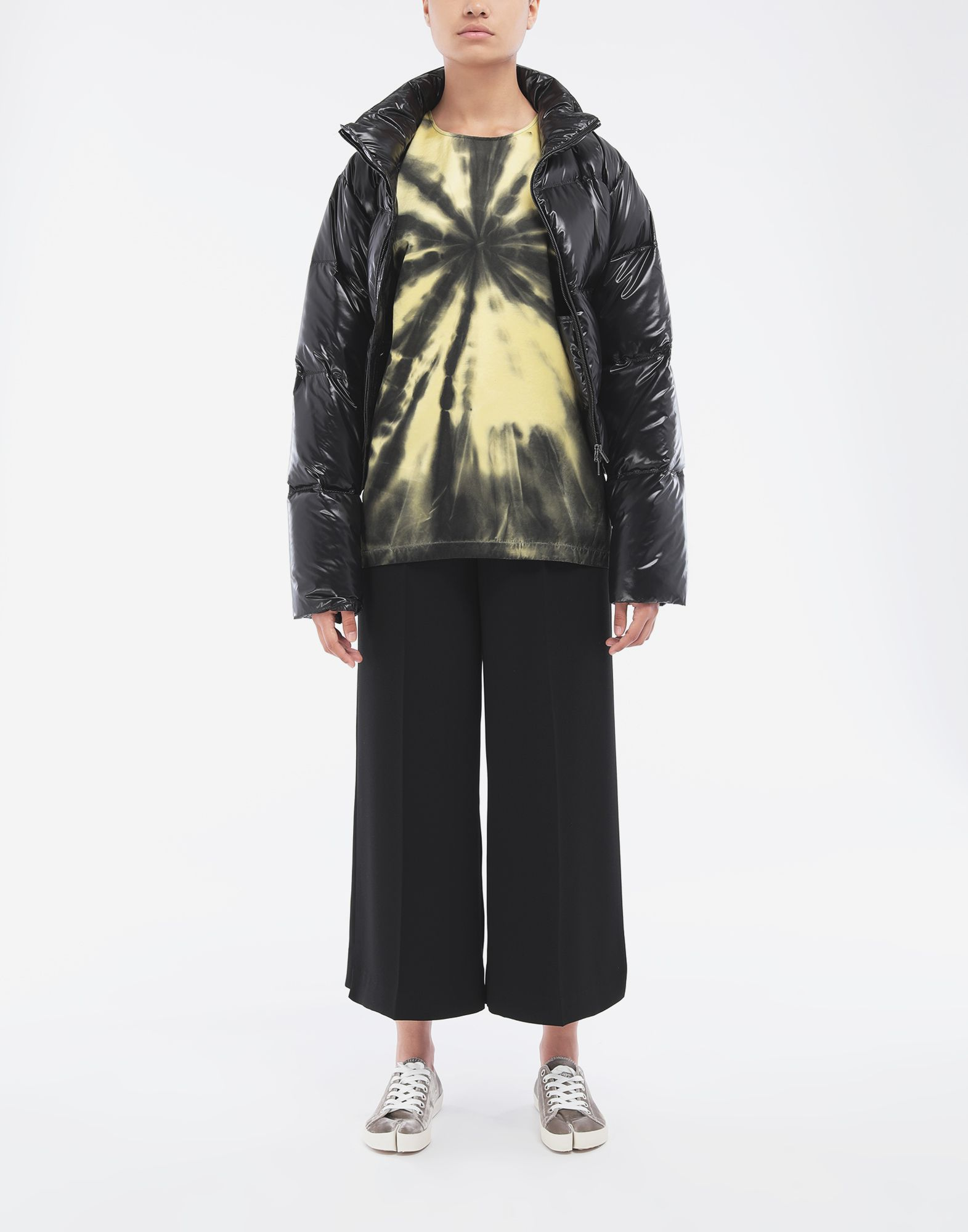 MAISON MARGIELA Tie-dye T-shirt Top Woman d