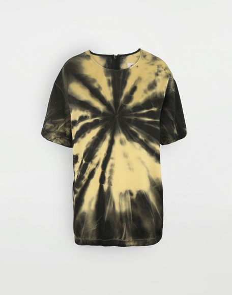 MAISON MARGIELA Tie-dye T-shirt Top Woman f