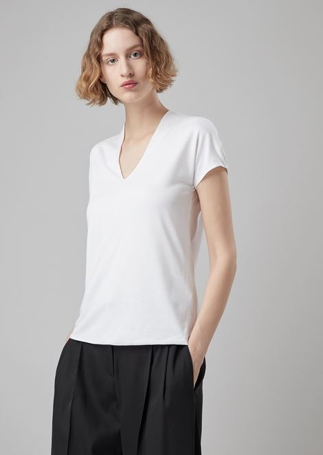 aa8095a2 Women's Shirts Tops | Giorgio Armani