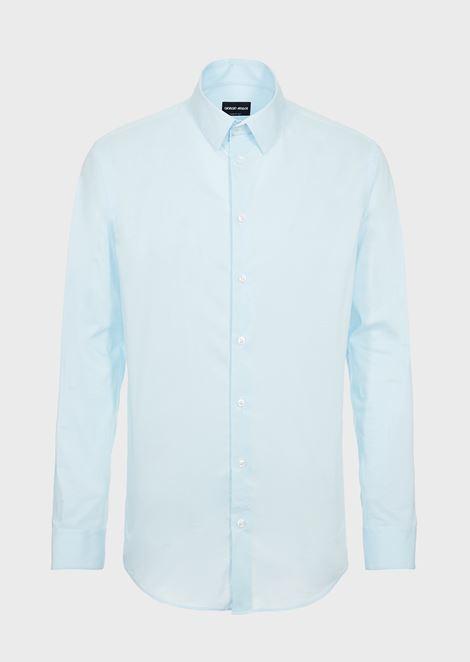 GIORGIO ARMANI Classic Shirt Man d