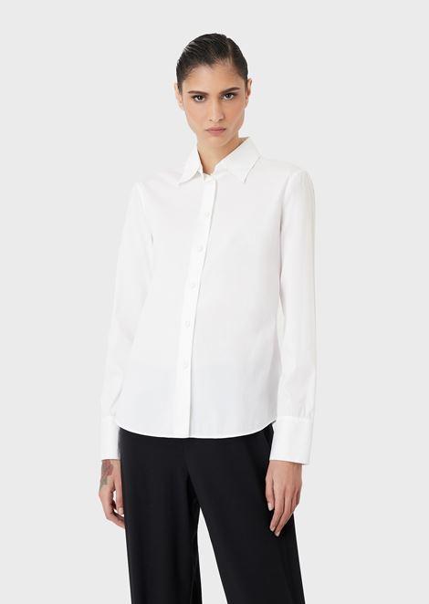 GIORGIO ARMANI Classic Shirt Woman d