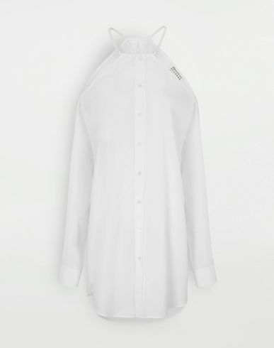 MAISON MARGIELA Multi-wear shirt Long sleeve shirt Woman f