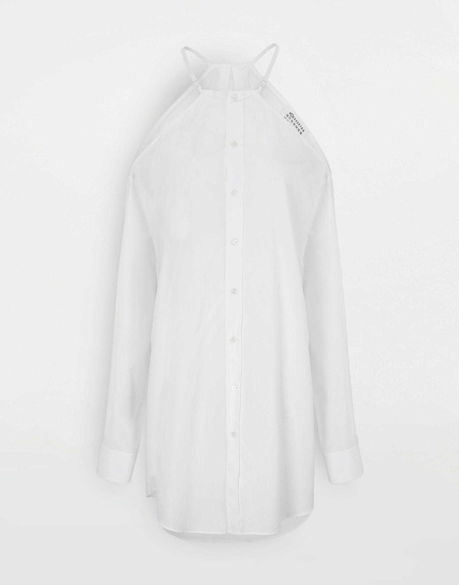 MAISON MARGIELA Camicia multi-wear Camicia maniche lunghe Donna f