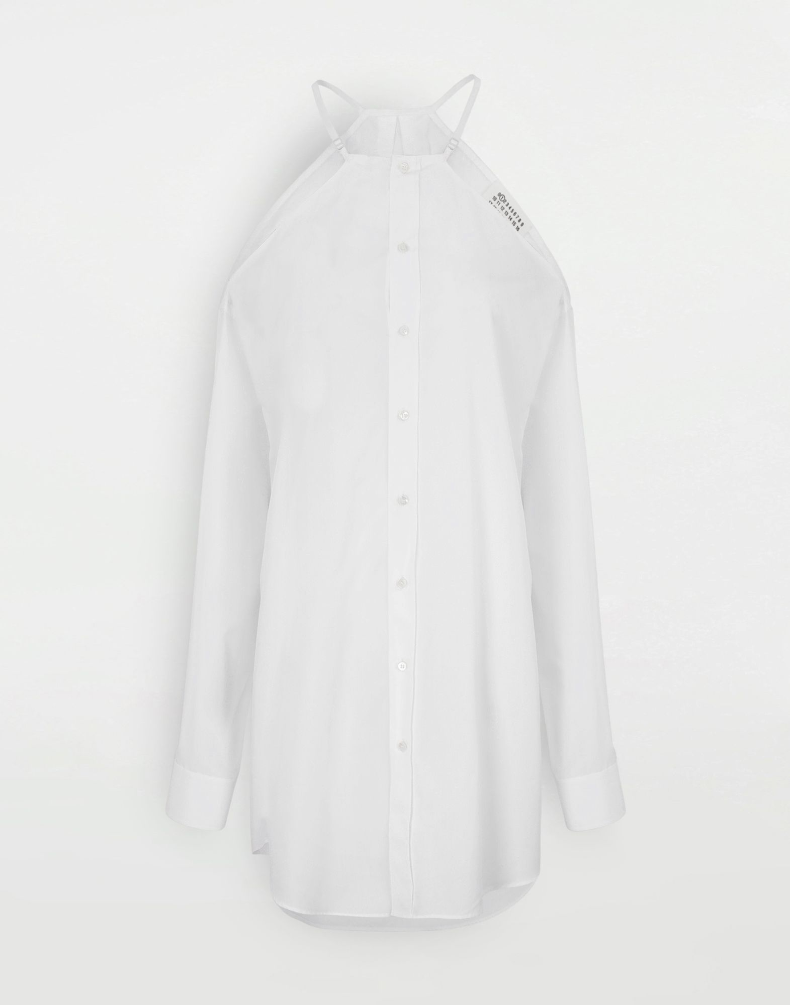 MAISON MARGIELA Multi-wear shirt Long sleeve shirt Woman f