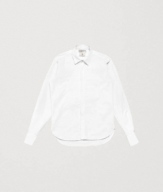 BOTTEGA VENETA SHIRT IN COTTON Shirt and T-Shirt Woman fp