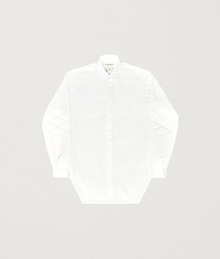 SHIRT IN COTTON POPELINE