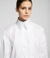 KARL LAGERFELD K/Styles Plastron Bib Shirt 9_f