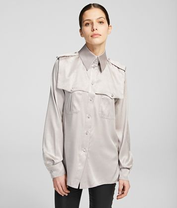 KARL LAGERFELD K/STYLES ARMOUR SHIRT