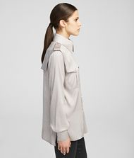 KARL LAGERFELD K/Styles Armor Shirt 9_f