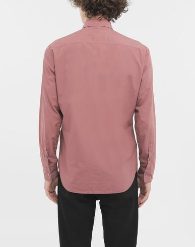 SHIRTS Outline shirt Mauve